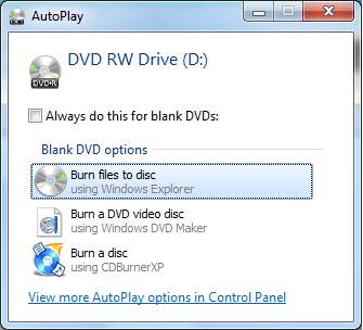 autoplay window