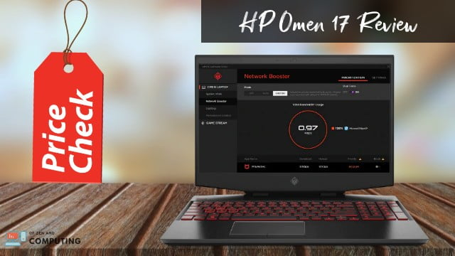 HP Omen 17 Review (2020)