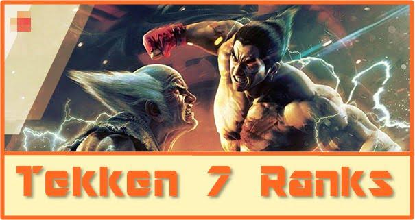 All Tekken 7 Ranks in Order (2020) Updated List, Online + Offline