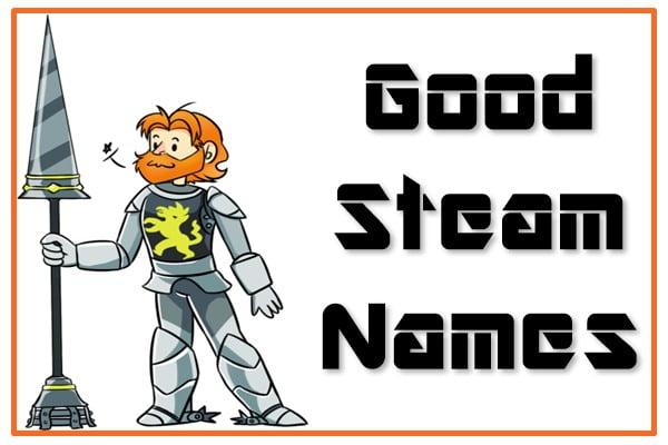 Good Steam Names (2020)