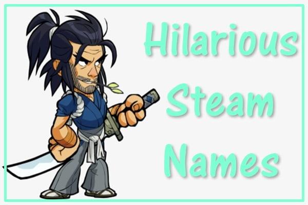 Hilarious Steam Names (2020)