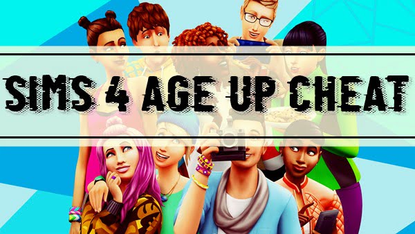 Sims 4 Age Up Cheat | Force Aging (November 2020) How to Tutorial