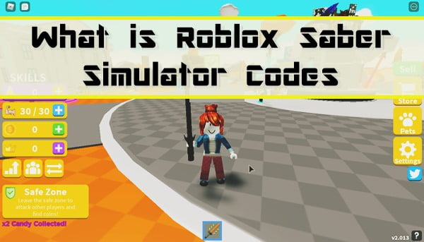 What is Roblox Saber Simulator Codes?