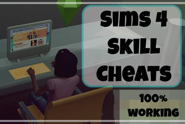 All Sims 4 Skill Cheats Codes (2021)