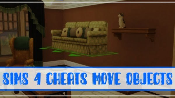 Sims 4 Cheats Move Objects Anywhere (2021)