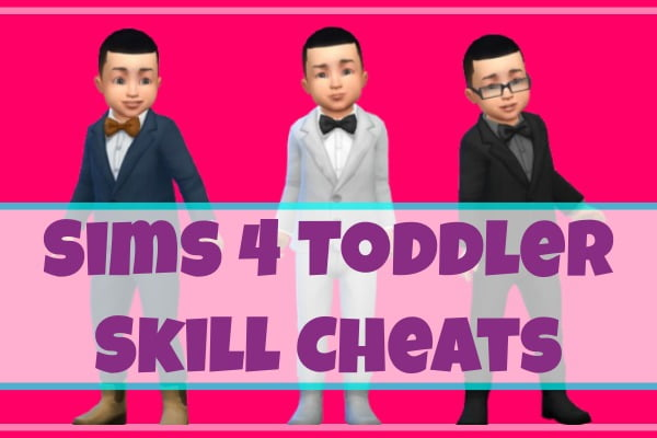 Sims 4 Toddler Skill Cheats