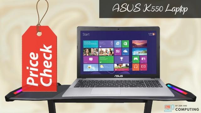 ASUS K550 Review (2021) Gaming Laptop