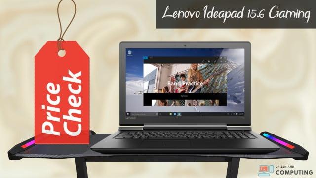Lenovo Ideapad 15.6 Review (2021) Gaming Laptop